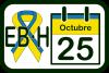 Logotipo del Día Mundial de la Espina Bífida e Hidrocefalia