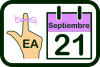 Icono del Día Mundial del Alzheimer