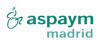 Logotipo de Aspaym Madrid