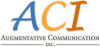 "Logotipo de ""Augmentative Communication, Inc."""
