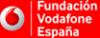 Logotipo de Fundavión Vodafone