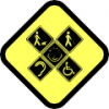 Logotipo de Un Mundo Accesible