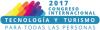 Logotipo del II Congreso Internacional de Tecnología y Turismo para Todas las Personas