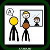 Icono de logopedia