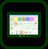 Icono de tableta