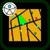 Icono de localización de recursos