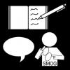 Imagen de un pictograma de Sclera