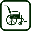 Wheelchairs icon