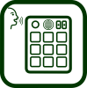 Dialogue unit icon