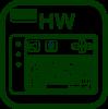 Icono de teclado de conceptos
