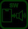 Text-to-speech icon