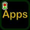 Icono de apps de gestión de teleasistencia