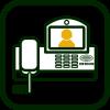 Icono de videoteléfono